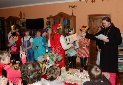 Кипра живописно постановка на пасху в воскресной школе закрепить зарядку